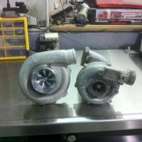 Turbo Upgrade for C4 S4